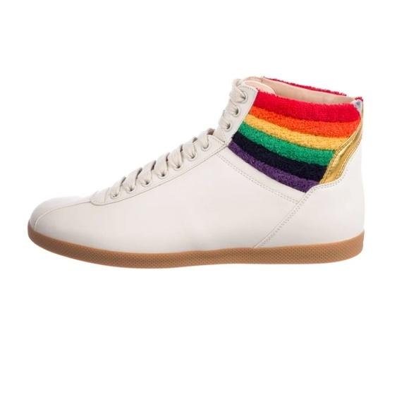 Gucci Shoes   Gucci Bambi Rainbow